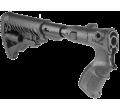 Телескопический складной приклад с амортизатором для Remington 870 AGRF 870 FK SB