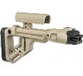Складной приклад FAB-Defense UAS-AK P