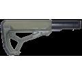 Телескопический складной приклад C-SAIGA для САЙГИ/AK-74M/АК-100-ые серии