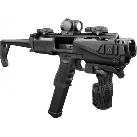 Преобразователь пистолета Glock 17/19 KPOS Scout Advanced, 9 мм FAB Defense