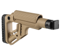 Складной приклад для САЙГИ/AK-74M/АК-100-ые серии
