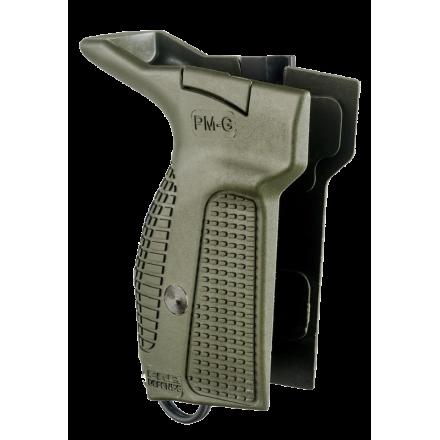 Рукоятка для пистолета Макарова (для левши) FAB-Defense PM-G(L) зеленая