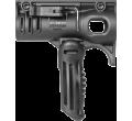 Комбинированная складная тактическая рукоятка с держателем светодиодного фонаря Stinger FFS