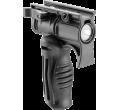 Рукоятка пластиковая с креплением для фонаря FAB-Defense FFGS-1
