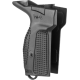 Рукоятка для пистолета Макарова (черная) для правши