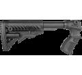Телескопический приклад для Remington 870