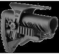 Полимерный приклад с упором для щеки GLR-16 PCP
