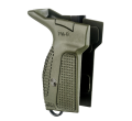 Рукоятка для пистолета Макарова (зеленая) для правши