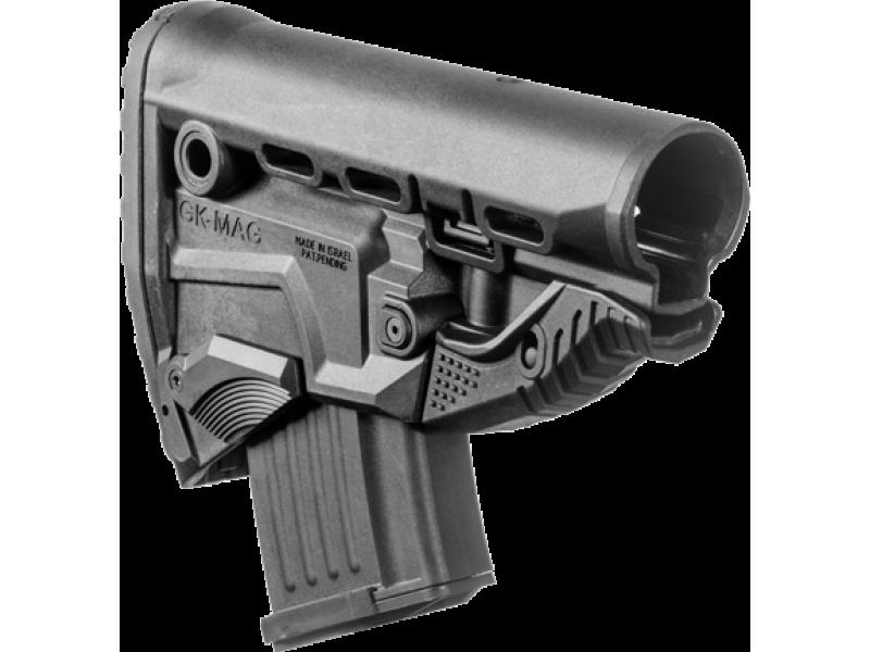 Приклад Survival с магазином на 10 патронов для AK47АК74САЙГА FAB-Defense GK-MAG