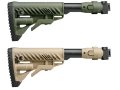 Приклад телескопический складной для АКС-74У FAB-Defense M4-AKS P