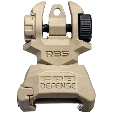 Целик на планку Пикатинни FAB-Defense RBS