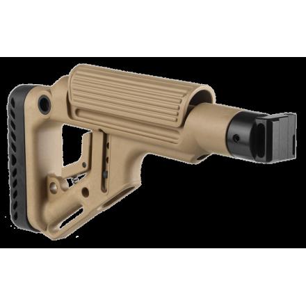 Складной приклад для САЙГА/AK-74M/АК-100-ые серии FAB-Defense UAS-SAIGA