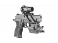 Стеклобой на планку Пикатинни FAB-Defense WB2