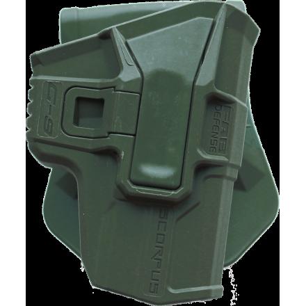 Кобура для Glock 9 мм (правша)