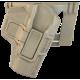 Кобура M24 с кнопкой на ремень для Макарова