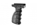 Быстросъемная эргономичная вертикальная рукоятка FAB-Defense AG-44S