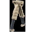 Комбинированная передняя тактическая рукоятка-сошки T-POD G2 QR