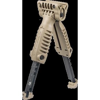 Поворотная тактическая рукоять-сошка T-POD G2