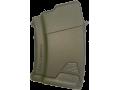 Полимерный магазин 7.62x39 FAB Defense на 10 патронов для AK Ultimag AK 10R зеленый