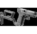 Телескопический тактический приклад для Glock 19 GLR-440