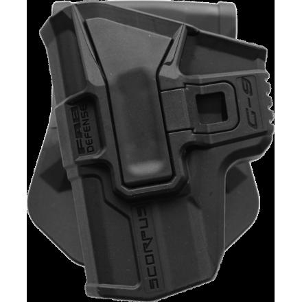 Кобура для Glock 9 мм (левша)
