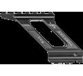 Универсальный алюминиевый кронштейн для прицела для ручного оружия USM