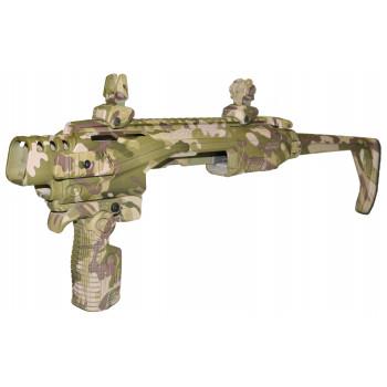 Преобразователь пистолета в карабин Glock 17-19 MINI MULTIKAM