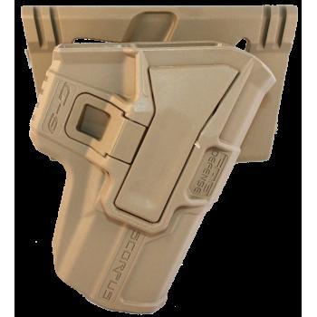 Кобура M24 на ремень для Glock 9 мм