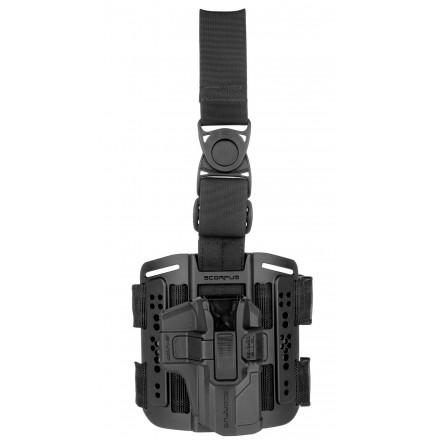 Набедренная платформа для кобуры с кнопкой пистолет Макарова