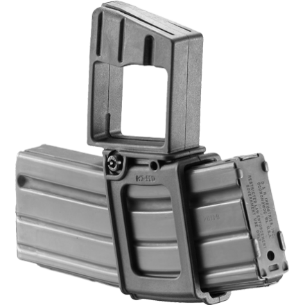 Горизонтальный пенал для всех магазинов 5.56 мм M16/M4/AR15 FAB-Defense MTH