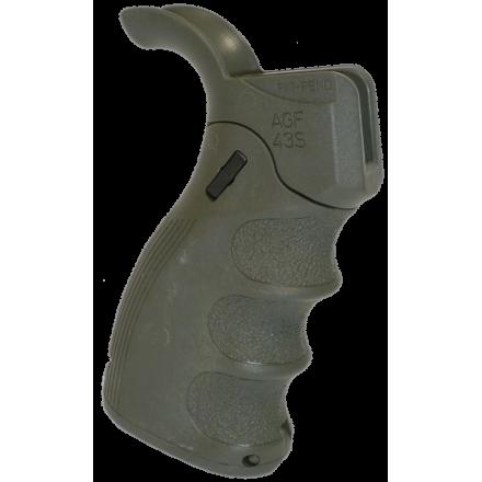 Тактическая складная пистолетная рукоятка для M16/M4/AR15 FAB-Defense AGF-43S