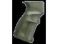 Пистолетная рукоятка для AK-47/74 FAB-Defense AG-47 зеленая
