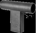 Т-коннектор для вращаемых мишеней