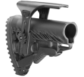 Полимерный приклад с упором для щеки GLR-16 CP