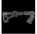 Телескопический складной приклад с амортизатором для Remington 870 GL-CORE
