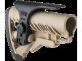 Подщечник для приклада GLR-16 FAB-Defense GCP черный