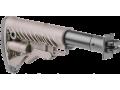 Приклад телескопический складной для ВЕПРЬ FAB-Defense M4-VEPR FK