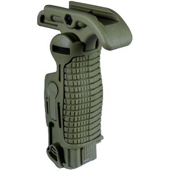 Складная рукоятка и предохранитель на спусковой крючок FGGK-S