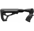 Телескопический приклад с амортизатором для Remington 870 GL-CORE
