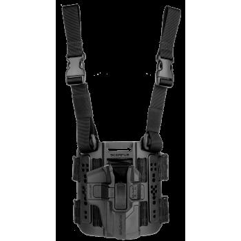 Набедренная платформа для кобуры с кнопкой Глок 17-19