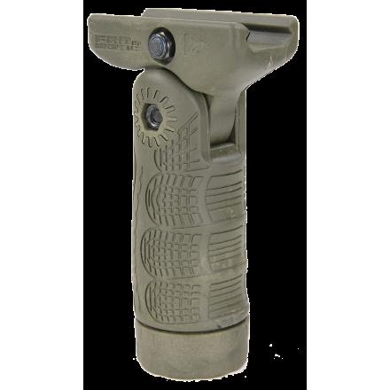 Семипозиционная быстросъемная тактическая складная рукоять FAB-Defense TFL-QR