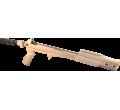 Ложе с рукояткой для СКС (без приклада) и амортизирующей трубкой