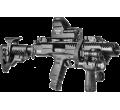 Преобразователь пистолета в карабин Glock 17-19