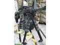 Комбинированная передняя тактическая рукоятка-сошки FAB DefenseT-POD G2 QR