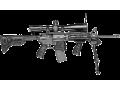 Пистолетная рукоятка для AR15/M16 FAB-Defense AG-43 черная
