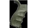Пистолетная рукоятка для AR15/M16 FAB-Defense AG-43 зеленая