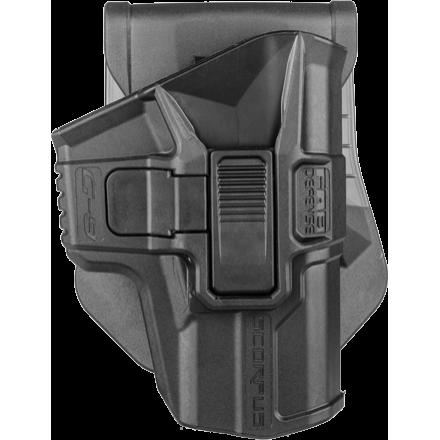 Кобура G-9SR для Glock 9мм 2 уровня поворотная FAB-Defense G-9SR