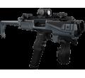 Преобразователь пистолета в карабин Glock 17-19 MINI