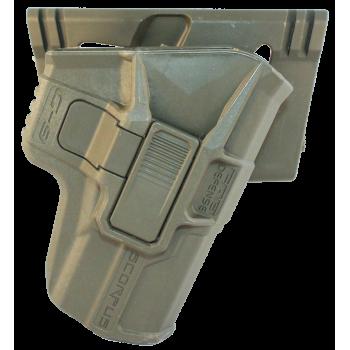 Кобура M24 с кнопкой на ремень для Glock 9 мм