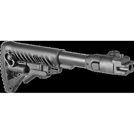 Приклад  телескопический складной для АК47/74 FAB-Defense M4-AK P
